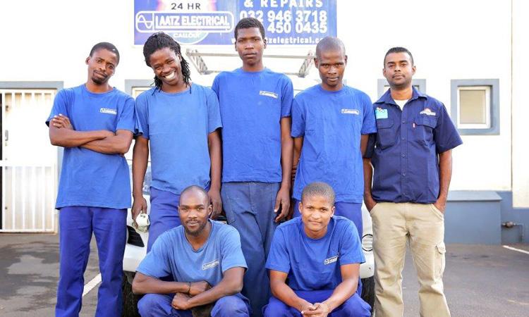 laatz electrical staff image