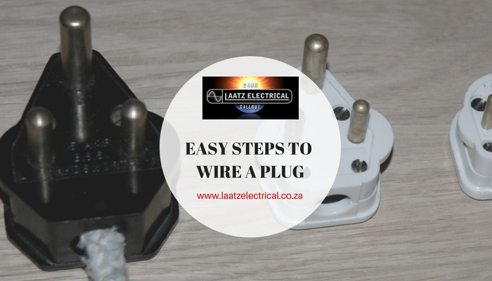Incredible Easy Steps To Wire A Plug Laatz Electrical Wiring 101 Akebretraxxcnl